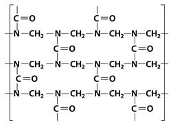 polímero con alto contenido de Nitrógeno y Carbono metabólico